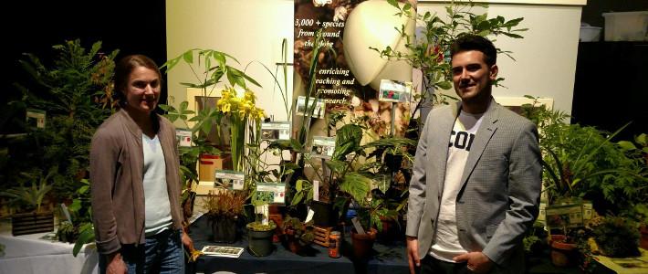 Kerri Mocko & Adam Histen at Science Straight Up: Fresh & Green
