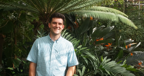 Mr. Adam Histen<br>Collections Horticulturist<br><i>adam.histen@uconn.edu</i>