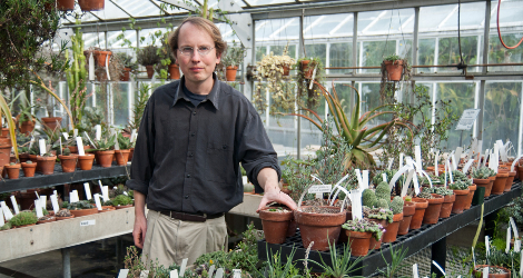 Dr. Matt Opel<br>Collections Horticulturist<br><i>matthew.opel@uconn.edu</i>